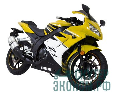 Мотоцикл IRBIS Z1 250сс 4т