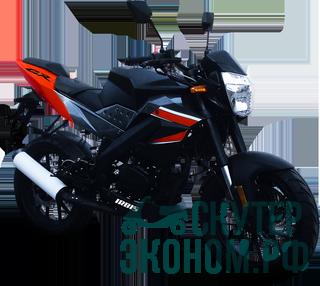 Мотоцикл IRBIS GR 250сс 4т