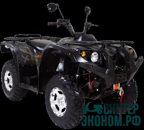 Квадроцикл HISUN HS500 ATV-4 471сс 4т EFI