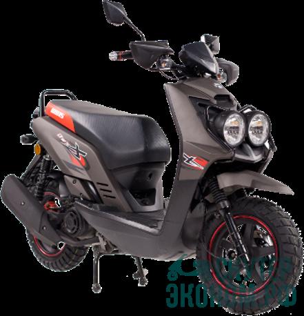 Скутер IRBIS BWS 150cc 4т