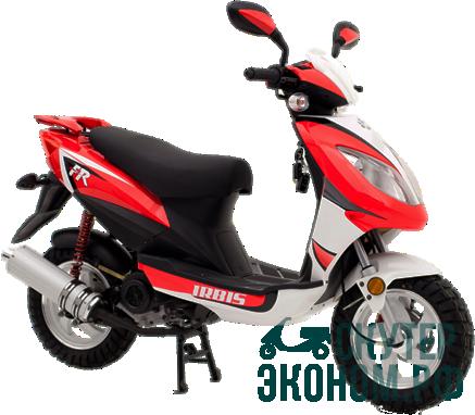 Скутер IRBIS FR 50cc 4т