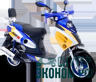Скутер IRBIS Z50RS 50cc  2т
