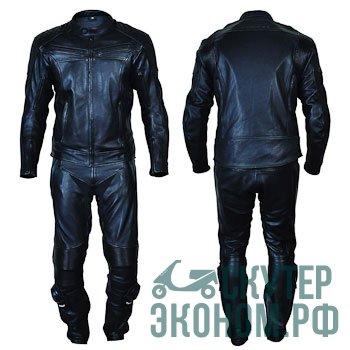Комбинезон мотоциклетный, MICHIRU, Street Suits 8 DARK SIDE BIKER