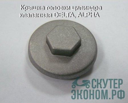 Крышка головки цилиндра  клапанная DELTA, ALPHA