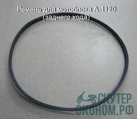 Ремень для мотоблока А-1120  (заднего хода) (Россия)