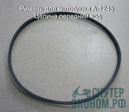 Ремень для мотоблока А-1245  м/б Целина передний ход
